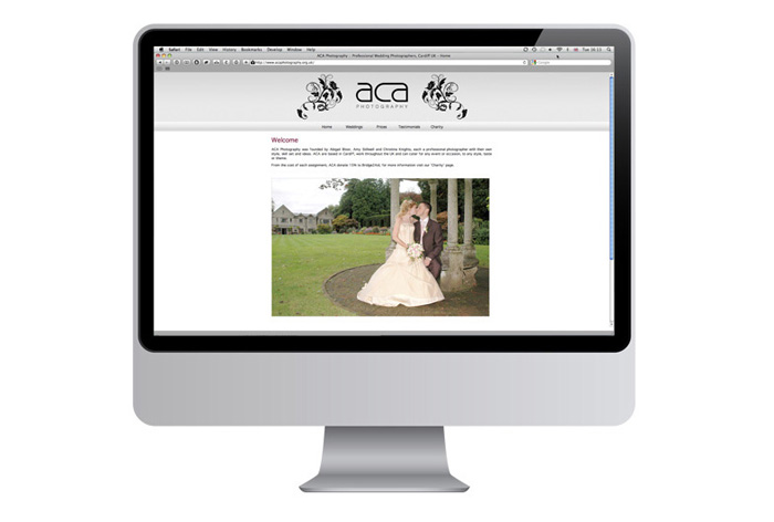 ACA Photography Website