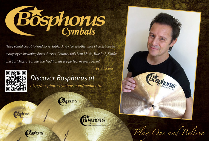 Bosphorus Endorser, Paul Beavis