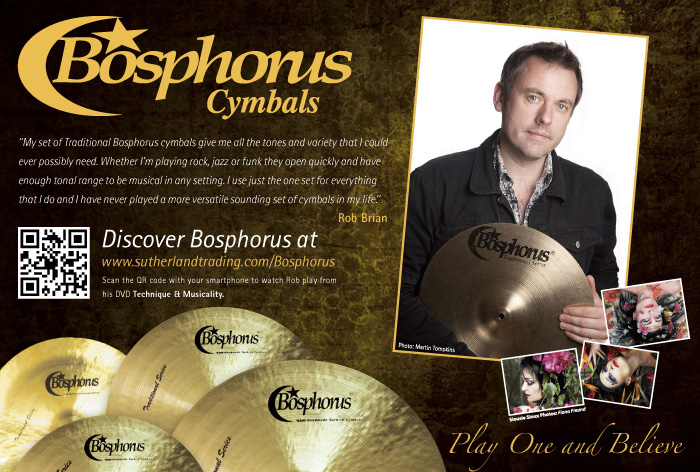 Bosphorus Endorser, Rob Brian