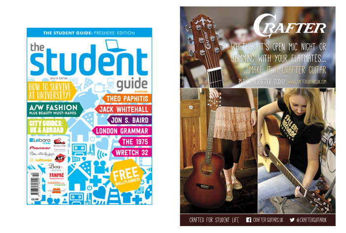The Student Guide - Crafter Guitars