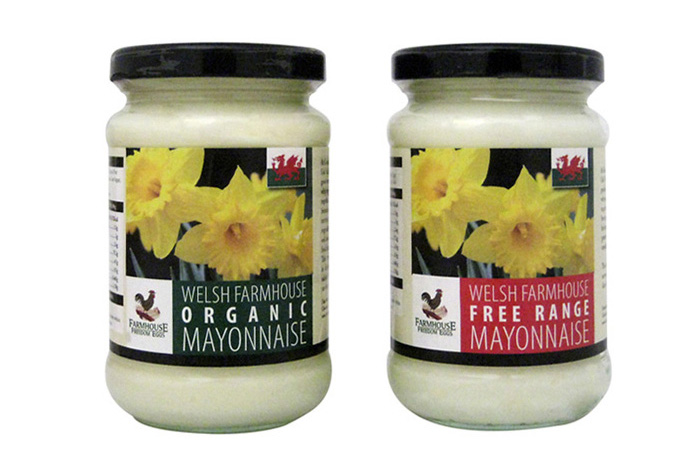 Welsh Farmhouse Mayonnaise For Tesco