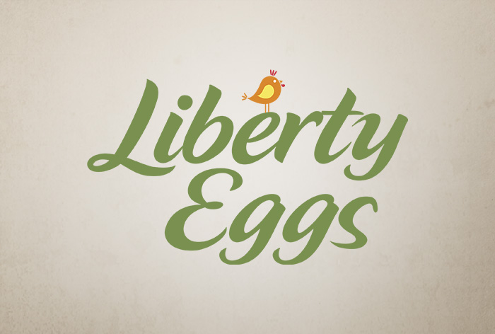 Liberty Eggs Logo