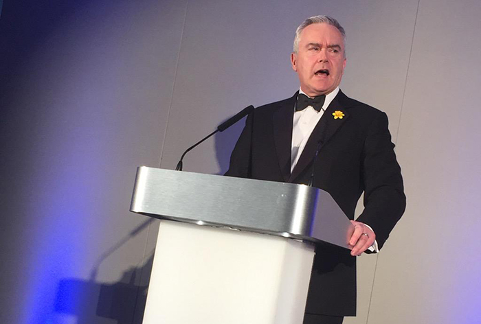 Huw Edwards Presents The Wales Media Awards
