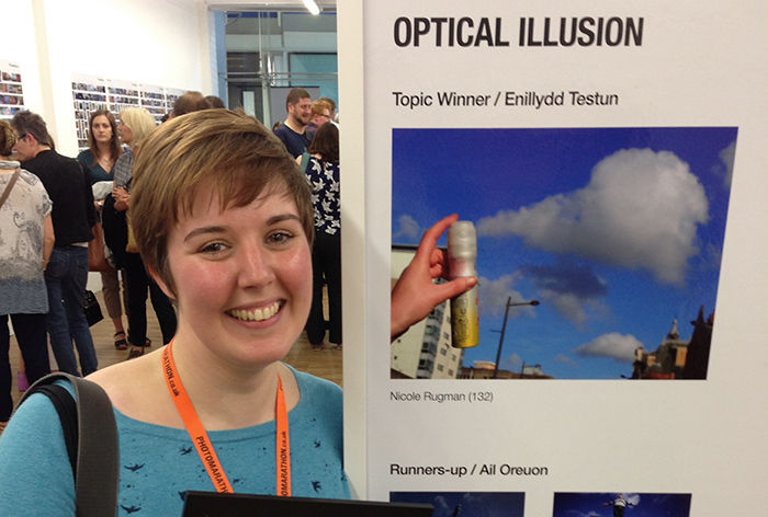 Photomarathon Topic Optical Illusion 2015